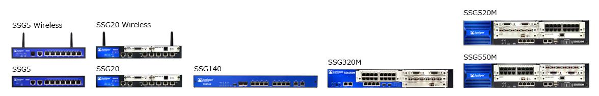 juniper networks ssg シリーズ ジェイズ コミュニケーション